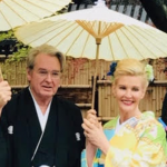 Hon Richard Court - Australian Ambassador To Japan - And Mrs Jo Court